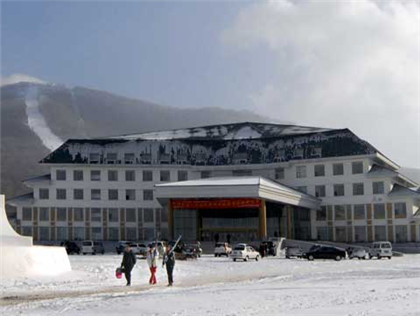 吉林万科滑雪场公寓