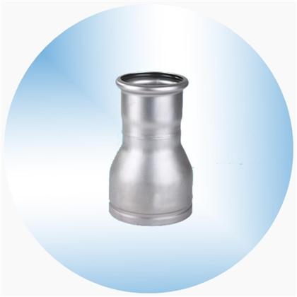 沟槽式排水管